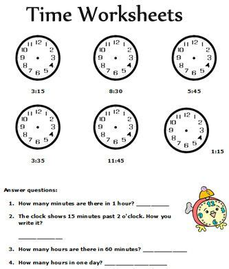 printable time worksheets time worksheets time