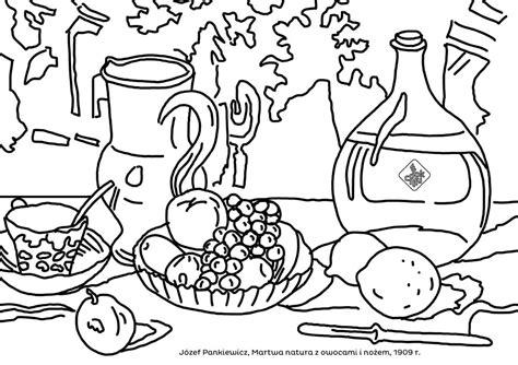 Bunnicula Kleurplaat by Kolorowanka Martwa Natura 2 Cookillu