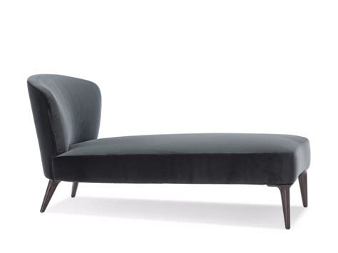 chaise en ch ti chaise longue aston chaise longue by minotti design