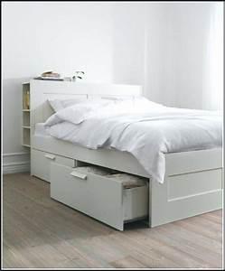Bett Hemnes Ikea : ikea einzelbett betten mit bettkasten 200 cm ebay ikea bett metall quietscht ikea bett 120 200 ~ Orissabook.com Haus und Dekorationen