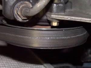 When To Replace A Serpentine Belt  U2014 Ricks Free Auto Repair