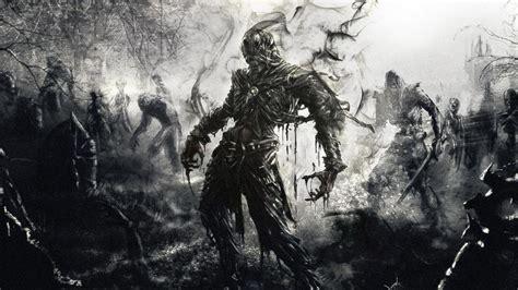 Gaming Death Smoke Wallpaper Games Wallpaper Better