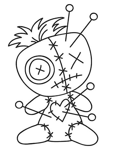 SPOOKY LITTLE DESIGNS BY.....Leanne Seed | Doll drawing