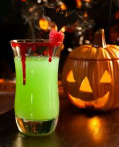 Adult Halloween Cocktail Drinks