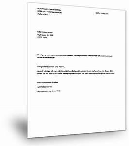 Yello Strom Rechnung Einsehen : k ndigung yello strom muster musterix ~ Themetempest.com Abrechnung