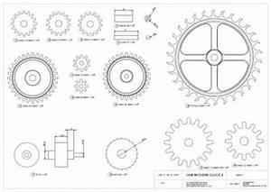 How to Make a Wooden Gear Clock FeltMagnet