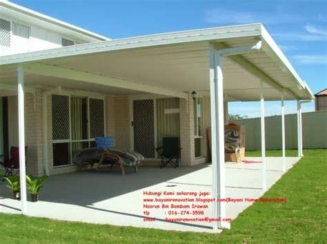teras design design idea teras rumah bayani home renovation