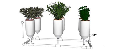 complete  liter bottle hydroponic system