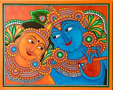 pin  rashmi ramakrishnan  paintings   kerala