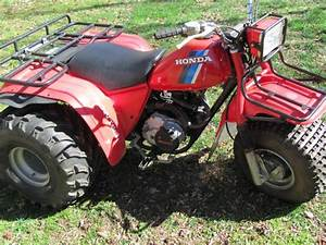 1985 Honda Big Red Plastics