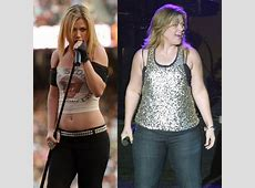 Kelly Clarkson Then and Now Kelly Clarkson, Then and