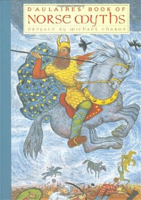 daulaires book  norse myths  ingri daulaire reviews discussion bookclubs lists