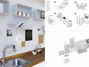 La parete diventa custom la casa in ordine for Cucina parete attrezzata