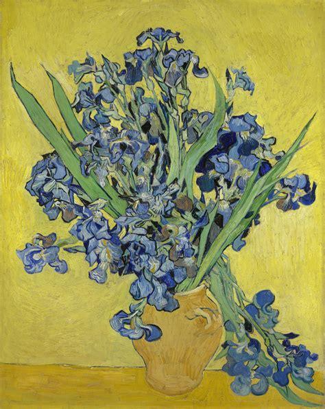 The Met Will Reunite Van Gogh's 'irises' And 'roses
