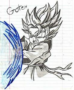 Super Saiyan Goten (Dragonball Z) by JesseBriceno on ...