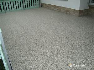 Bodenbelag Terrasse Günstig : marmorix steinteppich verlegebeispiele au enbereich ~ Sanjose-hotels-ca.com Haus und Dekorationen