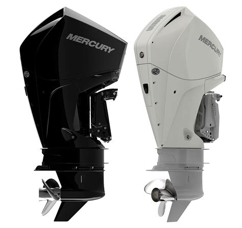 Mercury Outboard Motor Lineup by Scream And Fly Magazine Mercury Marine Introduces New V