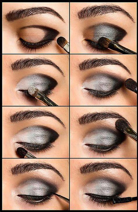 wardah eyeliner white pencil 20 breathtaking smokey eye tutorials to look simply