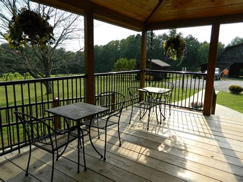 Deck Mt Airy by Mount Airy Wineries
