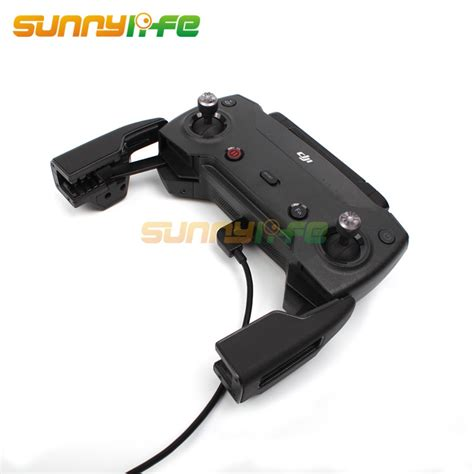 mavic dji spark cable air usb android otg ipad drone micro iphone ios sunnylife controle controller apple tot cabo tablet