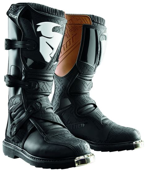 boys motorcycle riding boots 119 95 thor boys blitz boots with mx soles 2014 187205