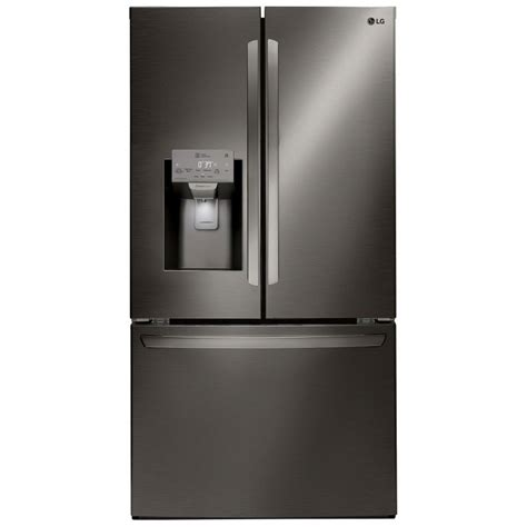 Lfxs28968d Lg Appliances 28' French Door Refrigerator