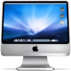 Apple Computer Monitor Screen