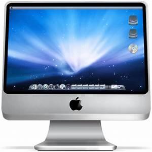 Apple, computer, imac, mac, monitor, screen icon | Icon ...