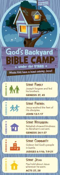 backyard bible club curriculum free 25 best ideas about vbs themes on cing