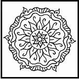 Coloring Aztec Tribal Pattern Sun Elephant Printable Drawing Mandala Cool Getdrawings Clipart Getcolorings Clipartmag Library sketch template