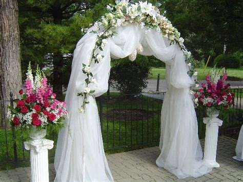 Before You Plan The Wedding Arch Decorations For The