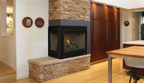superior drt elite corner  toprear vent fireplace