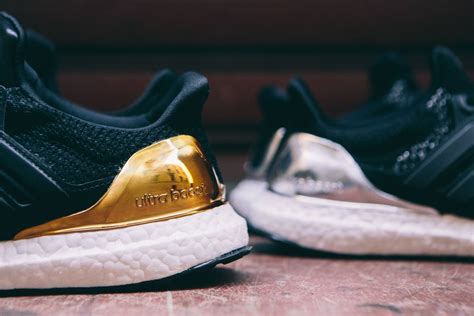 the adidas ultra boost 2 0 gold medal is getting a