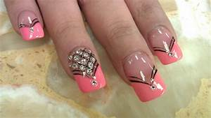 Let Your Nails Studded by Diamonds and Steal These 11 Cute ...