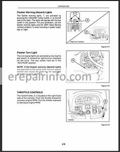 New Holland Tc35 Tc40 Tc45 Operators Manual  U2013 Erepairinfo Com