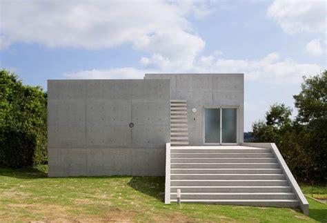 Alles Aus Beton Im Akitsu House Architekturonline