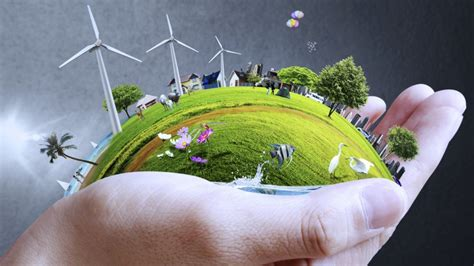 Nachhaltige Umwelt Und Klimapolitik Gehören Zum Leitbild