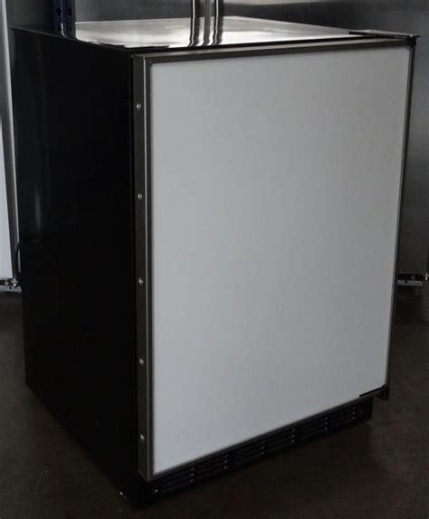 ge monogram zibipii  built  compact bar refrigerator  ice maker ebay