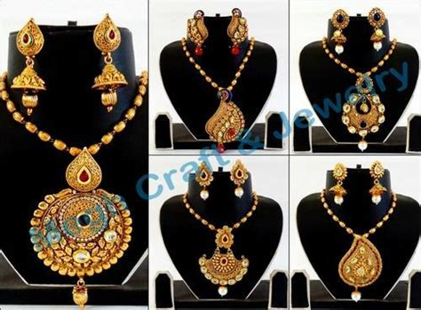 Antique One Gram Gold Oversize Pendant Set Wholesaler From Jewelry Brands At Jcpenney In New York Talia Jade Las Vegas Nice Goth Manufacturers Best The World
