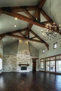 Gehwegplatten 40x40 Toom : dining room family room living room in one limestone fireplace douglas fir beams built ~ Udekor.club Haus und Dekorationen