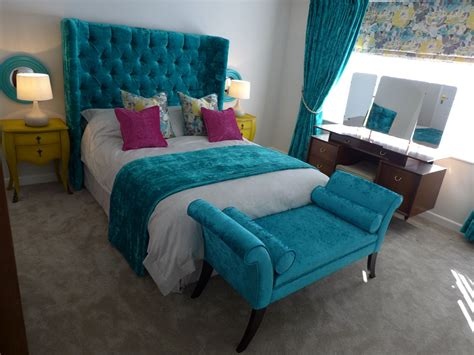 boutique bedroom design style