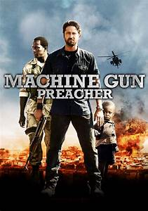 Machine Gun Preacher   Movie fanart   fanart.tv