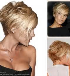 coupe de cheveux du moment coupe de cheveux carré dégradé brenda randolph
