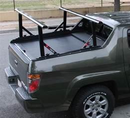 dodge truck tailgate honda ridgeline ladder rack