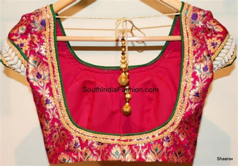 blouse photos wear blouse fashion trends south india fashion