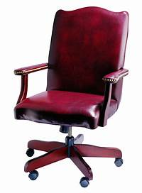 red desk chair Red Leather Office Chairs - richfielduniversity.us
