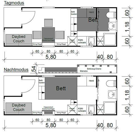 Tiny Häuser Grundrisse tiny house teil 1 mein weg zum wohnen auf r 228 dern