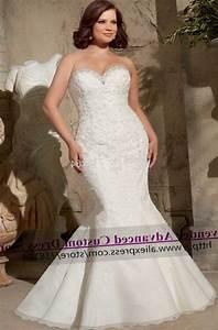 sexy plus size wedding dress pluslookeu collection With plus size sexy wedding dresses