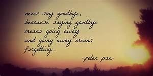 Peter Pan Never Grow Up Quotes. QuotesGram