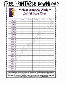 keeping track of your weight loss tips free printable With weekly weight loss chart template